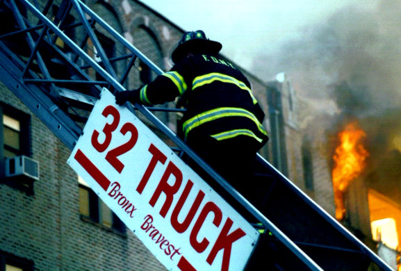 Ladder Company 32 The Bronx