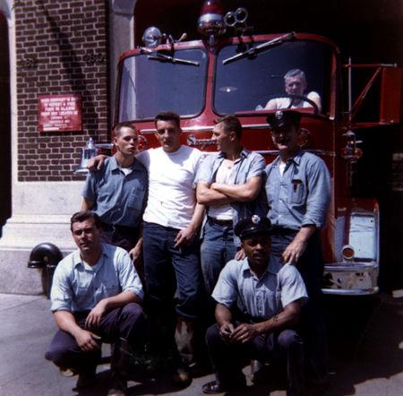 Ladder Company 103 Brooklyn Fdny